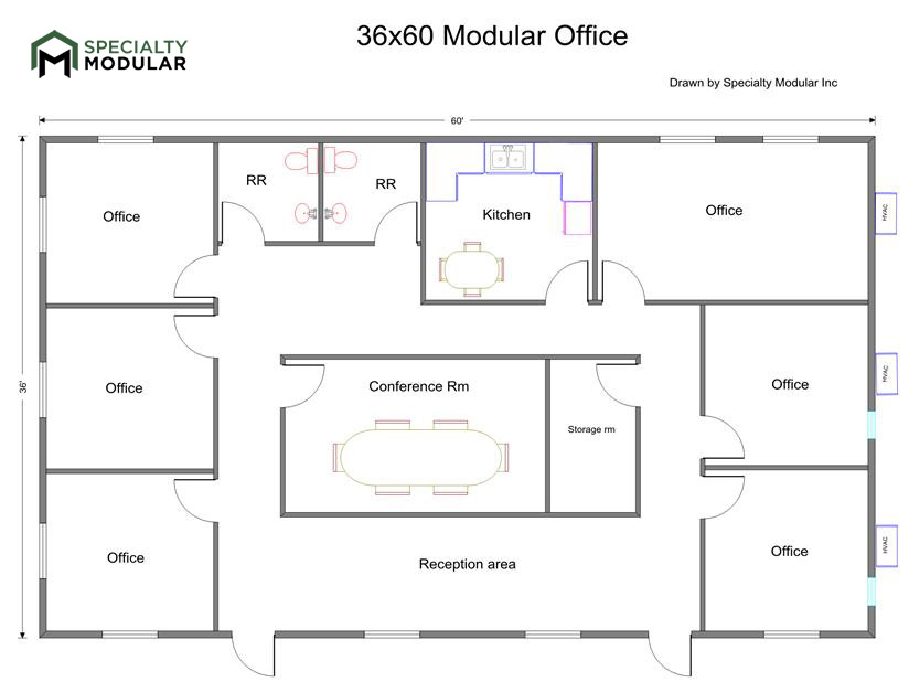 Building Plans For Breakroom
